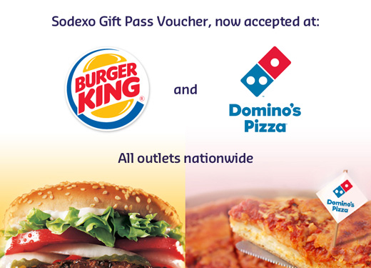 Sodexho coupons accepted in chandigarh